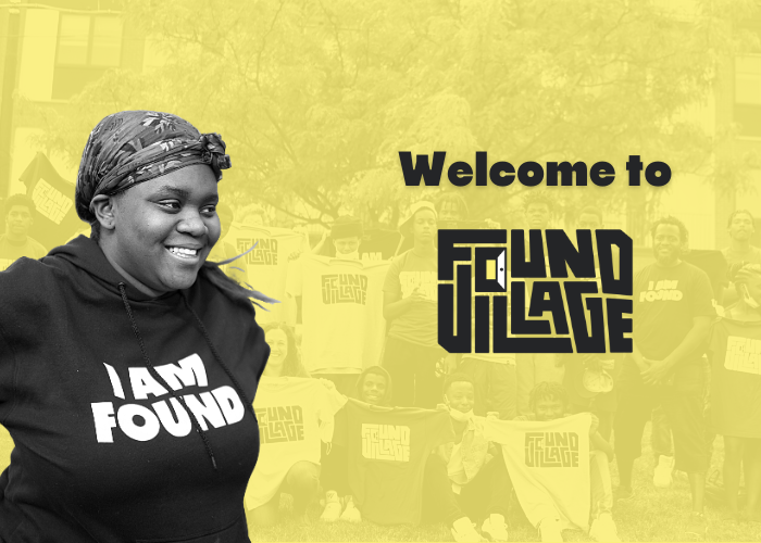 Welcome to Found Village!