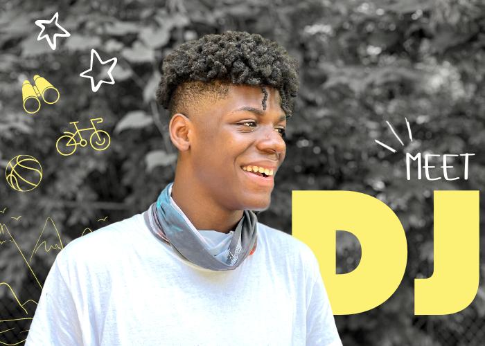 Bikes, Birds, and Basketball: DJ's Story